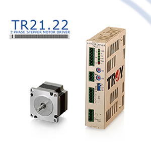 2 Phase Stepper Motor Driver (High Torque Type)-TR21.22