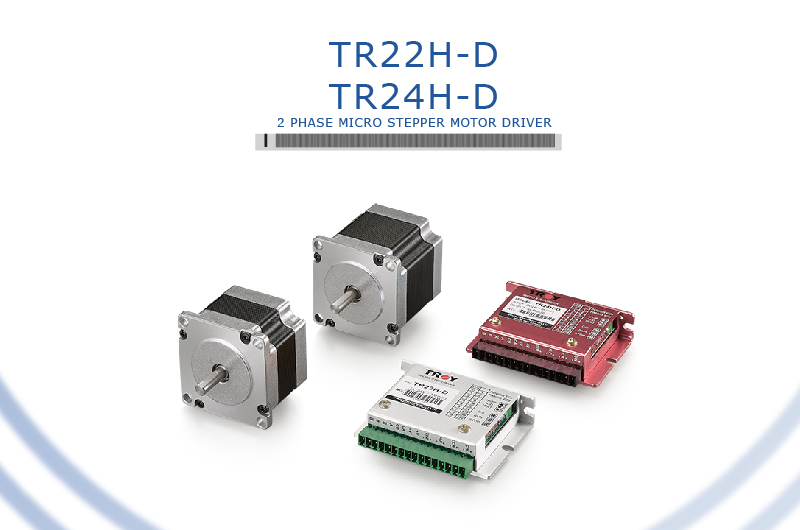 2 Phase Micro stepper motor driver-TR22H-D, TR24H-D
