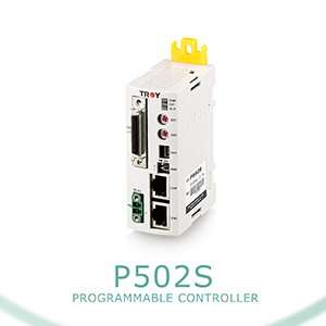 Communicated Type-Double Axes Programmable Controller P502S