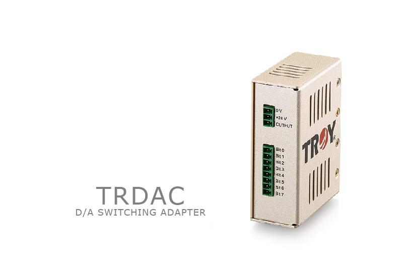 D/A Switching Adapter-TRDAC